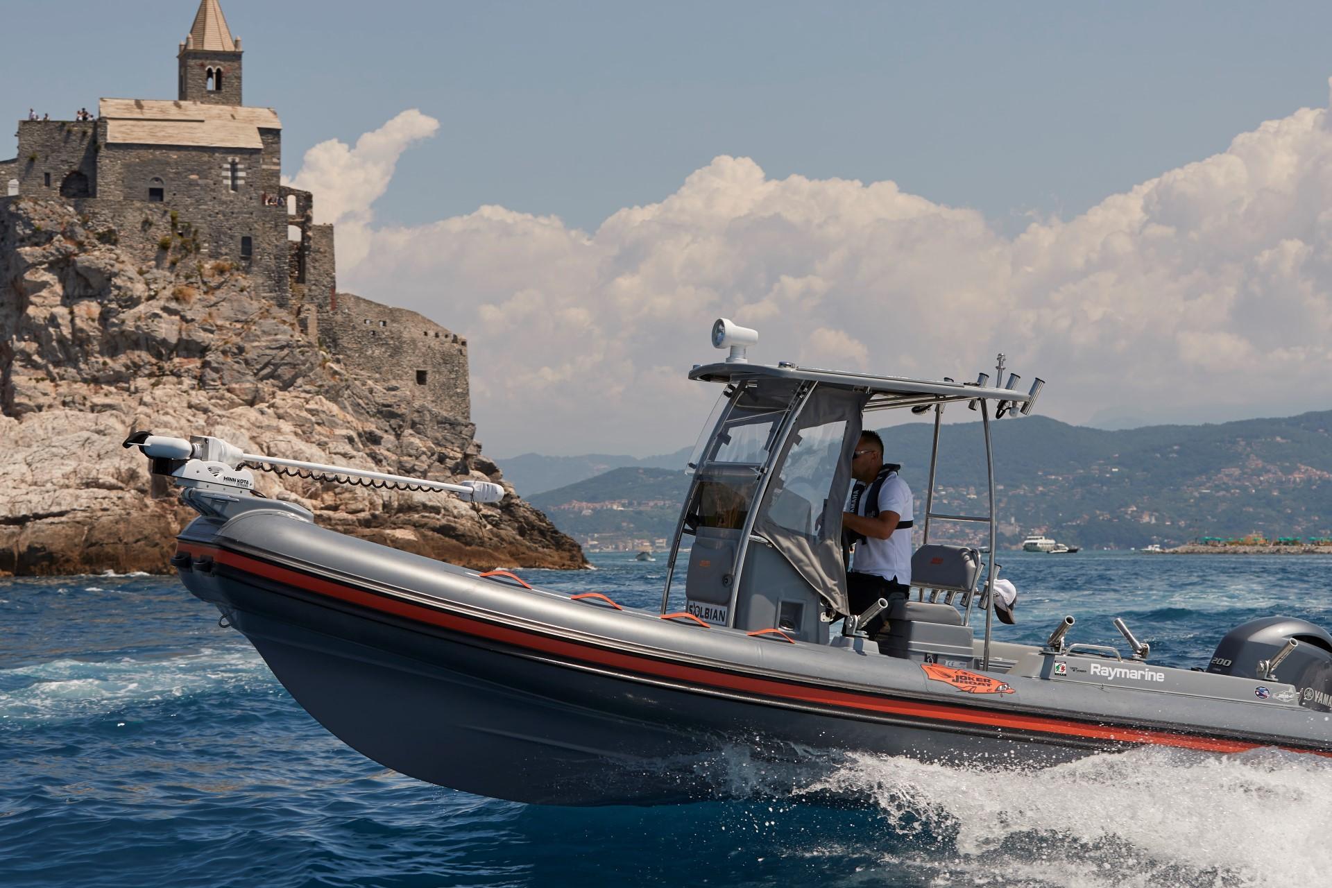 Joker Boat Barracuda minnkota