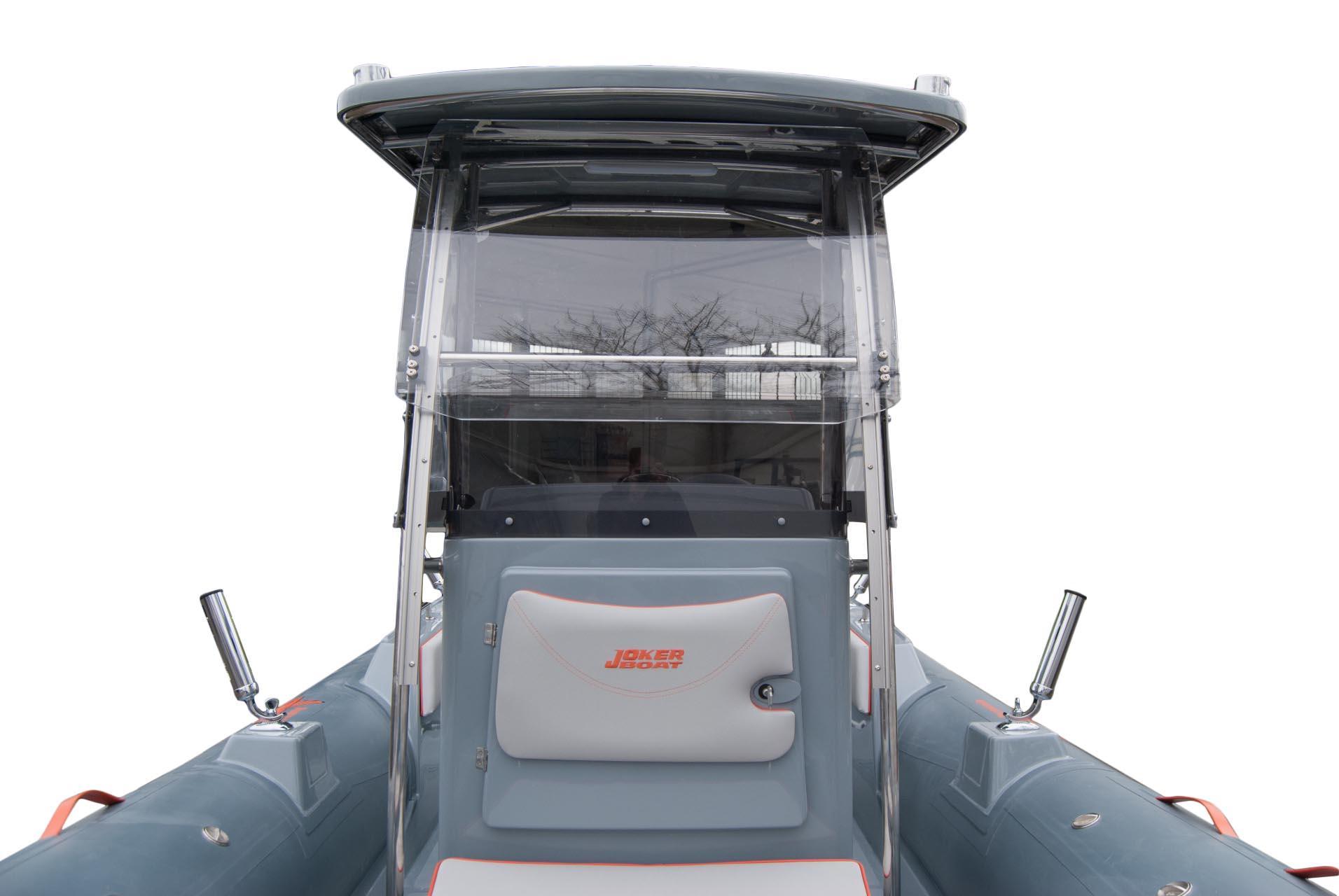 Joker Boat Barracuda windscreen