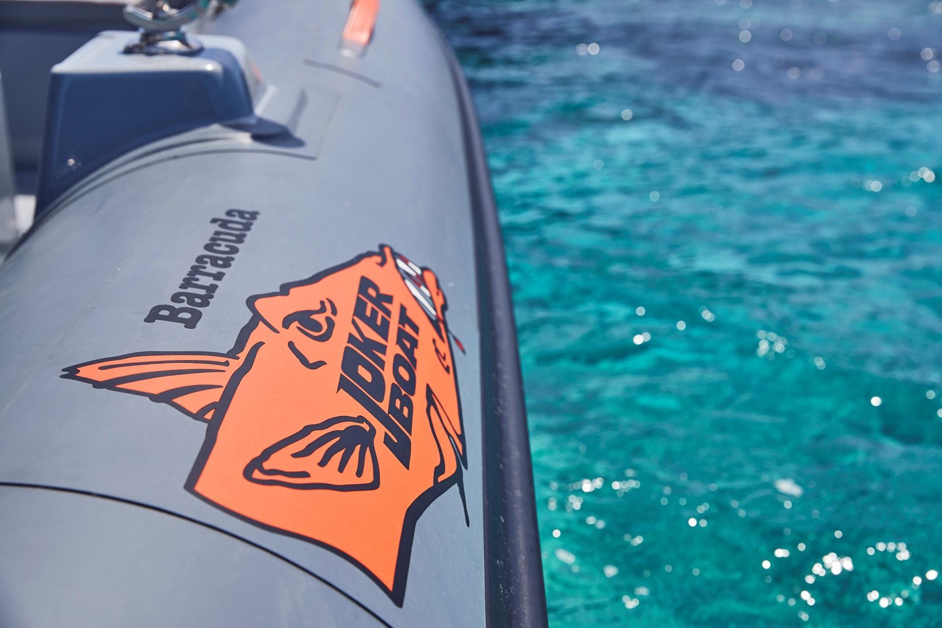 Joker Boat Barracuda logo